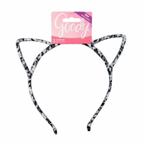 Goody Cat Ears Headband Perspective: front