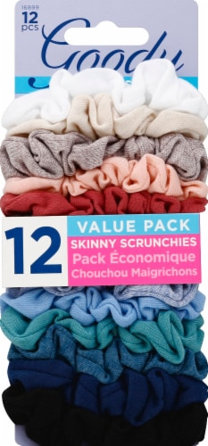 Goody Skinny Scrunchies Perspective: front