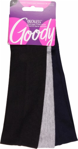 Goody Ouchless Comfort Headwraps Perspective: front