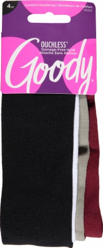Goody® Ouchless Comfort Hairwraps Perspective: front