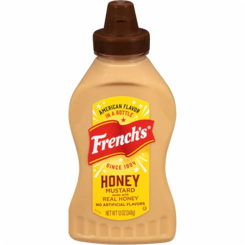 French's® Honey Mustard Perspective: front