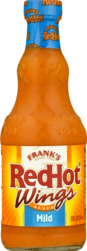 Frank's RedHot Mild Wing Sauce Perspective: front