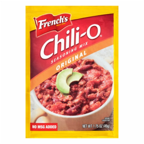 French's® Chili-O Original Seasoning Mix Perspective: front