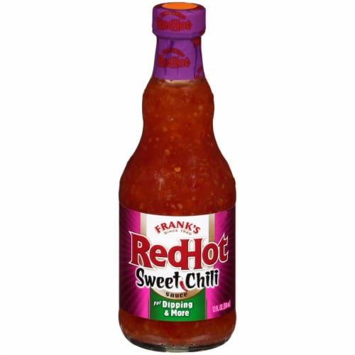 Pay Less Super Markets Frank S Redhot Sweet Chili Sauce 12 Fl Oz