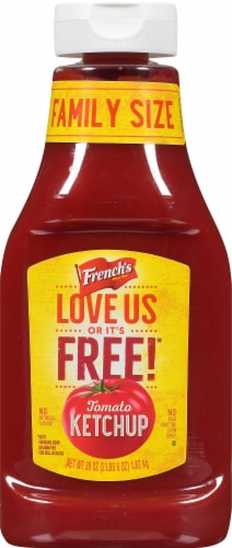 Smith's Food and Drug - French's Ketchup Family Size, 38 oz