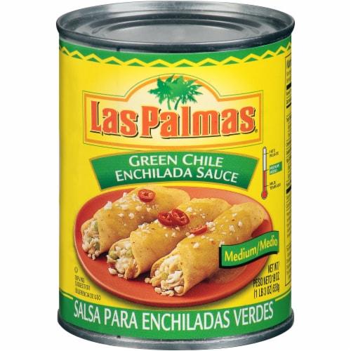 Las Palmas Green Chile Enchilada Sauce Perspective: front