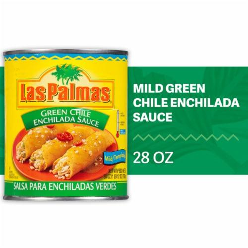 Las Palmas Mild Green Chile Enchilada Sauce Perspective: front