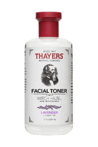 Thayers Lavender Witch Hazel with Aloe Vera Facial Toner Perspective: front
