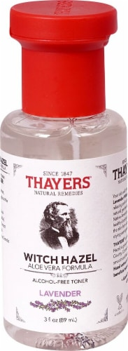 Thayers Lavender Witch Hazel Facial Toner Perspective: front