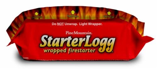 Pine Mountain StarterLogg Perspective: front