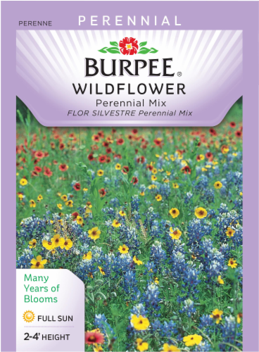 Fred Meyer Burpee Perennial Mix Wildflower Seeds 1 Ct