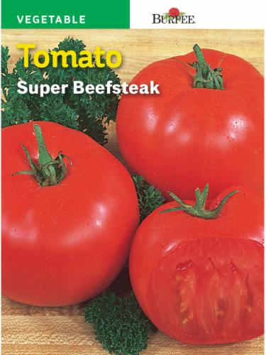 Burpee Super Beefsteak Tomato Seeds Perspective: front