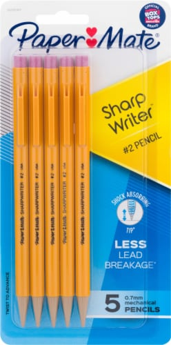 Paper Mate SharpWriter 0.7mm Mechanical Pencil Perspective: front