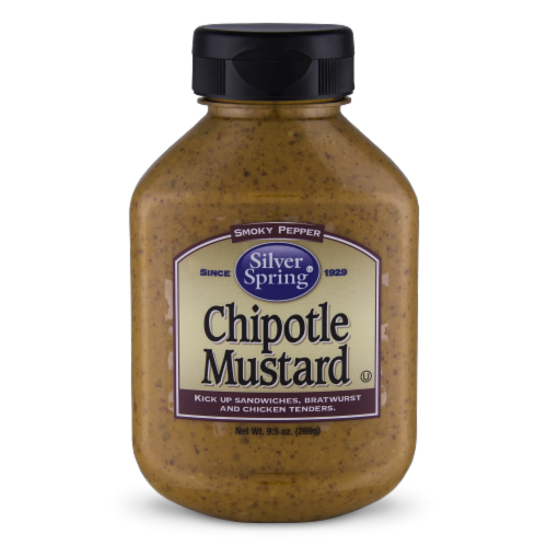 Silver Spring Chipolte Mustard Perspective: front