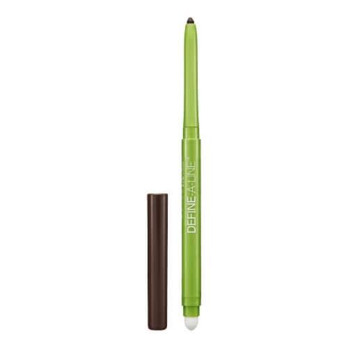 Maybelline 805 Brownish Black Define-A-Line Eyeliner Perspective: front