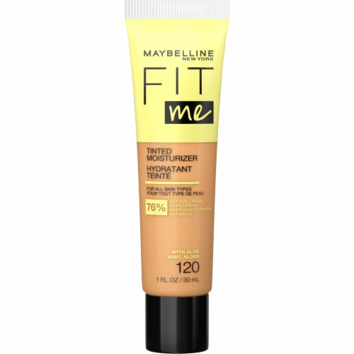 Maybelline Fit Me 120 Tinted Moisturizer Perspective: front