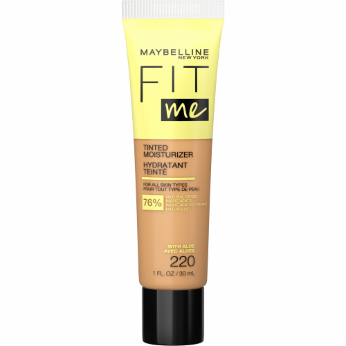 Maybelline Fit Me 220 Tinted Moisturizer Perspective: front