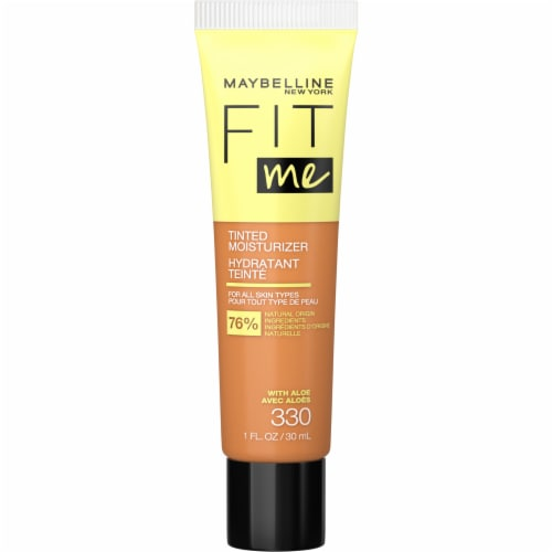 Maybelline Fit Me 330 Tinted Moisturizer Perspective: front