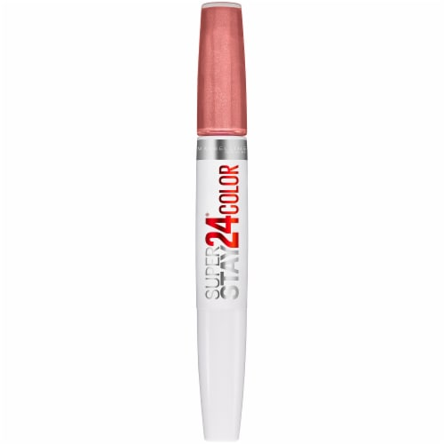 Maybelline Super Stay Timeless Toffee 2-Step Liquid Lipstick Perspective: front