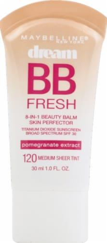 Maybelline Dream Fresh Medium 120 BB Cream Perspective: front