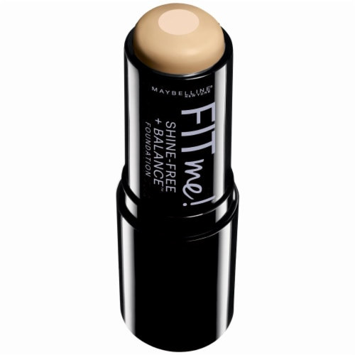 Maybelline Fit Me Natural Beige Stick Foundation Perspective: front