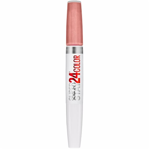 Maybelline SuperStay 24 Color Constant Toast Liquid Lipstick Perspective: front