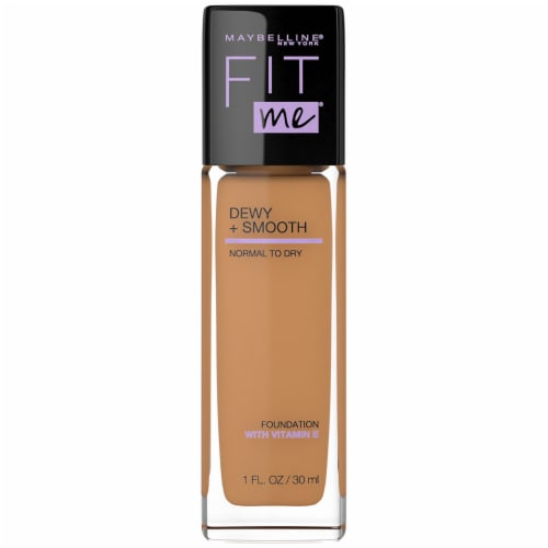 Maybelline Fit Me Toffee Foundation Perspective: front