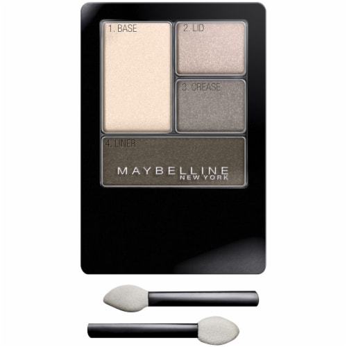 Maybelline Expert Wear Mocha Motion Eyeshadow Quad Perspective: front