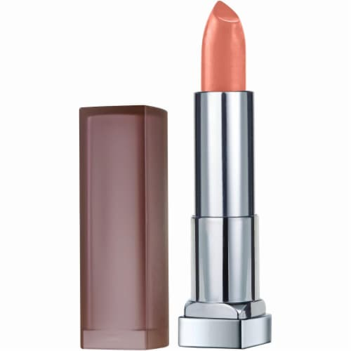 Maybelline Color Sensational Creamy Mattes Daringly Nude Lipstick Perspective: front