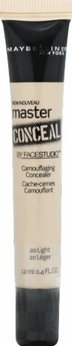 Maybelline Master Conceal by Face Studio 20 Light Concealer Perspective: front