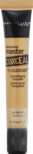 Maybelline Master by Face Studio Medium Concealer Perspective: front