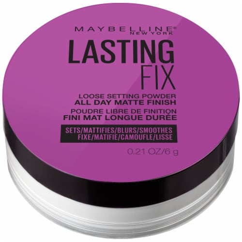 Maybelline Master Fix Setting + Perfecting Translucent Loose Powder Perspective: front