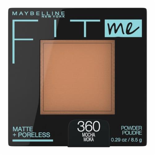Maybelline Fit Me Matte + Poreless 360 Mocha Pressed Face Powder Perspective: front
