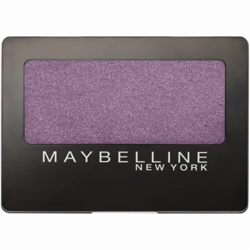 Maybelline Expert Wear Humdrum Plum Eyeshadow Perspective: front