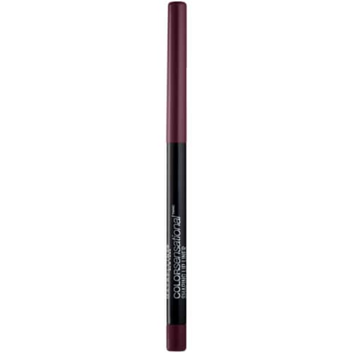 Maybelline Color Sensational Rich Wine Shaping Lip Liner Perspective: front