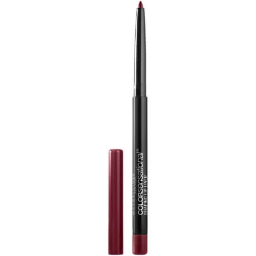 Maybelline Color Sensational Plum Passion Shaping Lip Liner Perspective: front