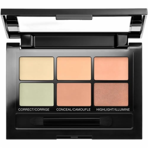 Maybelline Face Studio Master Camo Light Color Correcting Pallete Perspective: front