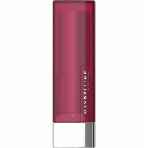Maybelline Color Sensation Honey Pink Matte Lipstick Perspective: front