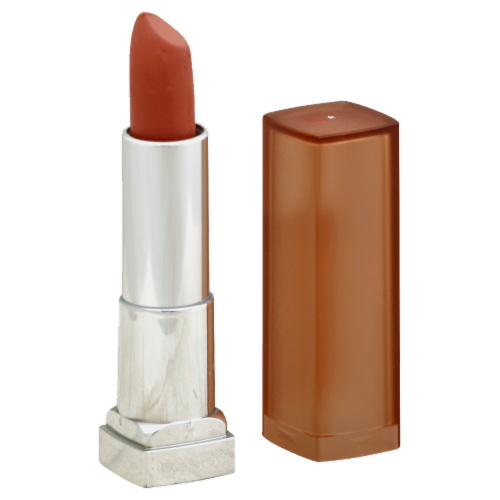 Maybelline Color Sensational Naked Coral Matte Lipstick Perspective: front