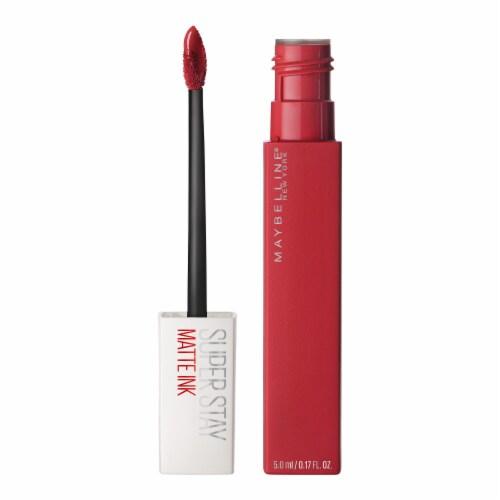 Maybelline SuperStay Matte Ink Pioneer Liquid Lipstick Perspective: front