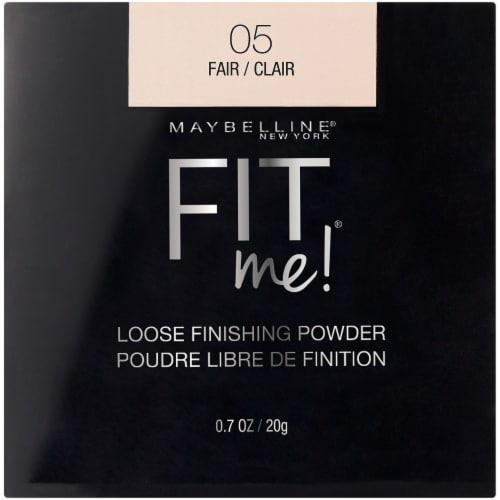 Maybelline Fit Me Fair Loose Finishing Powder Perspective: front