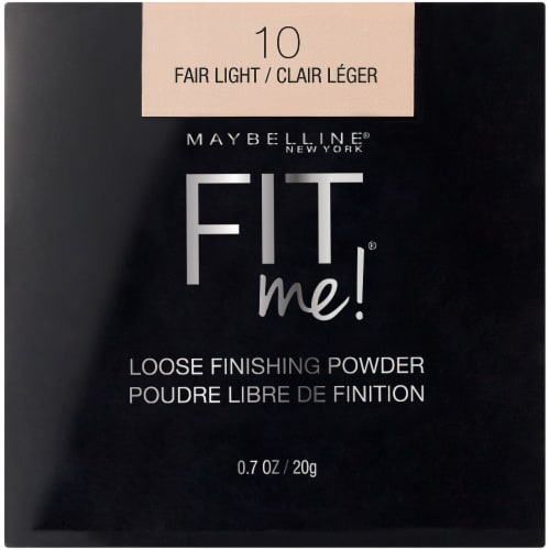 Maybelline Fit Me Loose Finishing Powder - Fair Light Perspective: front