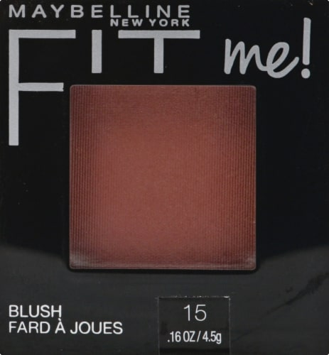 Maybelline Fit Me Nude Blush Perspective: front