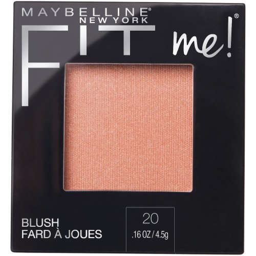 Maybelline Fit Me 20 Mauve Blush Perspective: front
