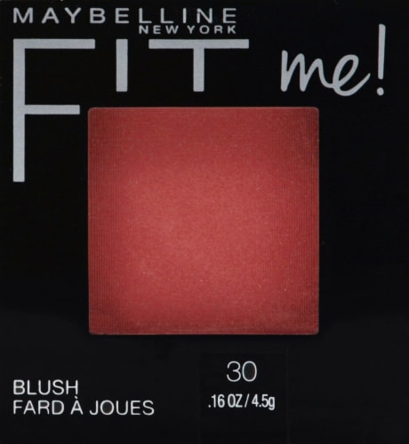 Maybelline Fit Me Rose Blush Perspective: front