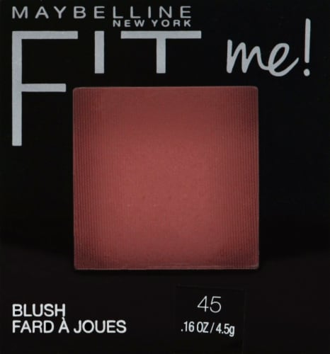 Maybelline Fit Me Plum Blush Perspective: front