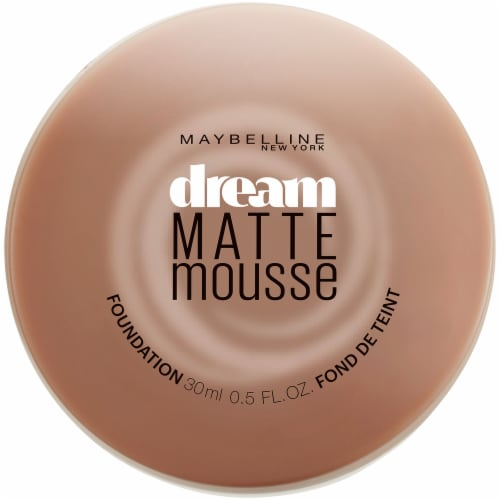 Maybelline Dream Matte Mousse Classic Ivory Foundation Perspective: front