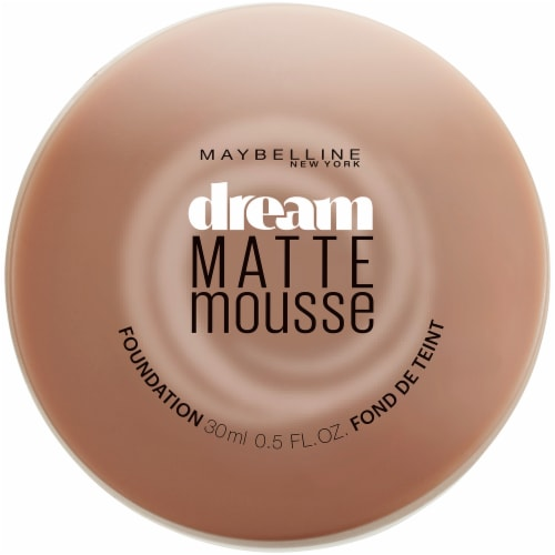 Maybelline Dream Matte Mousse 60 Sandy Beige Foundation Perspective: front