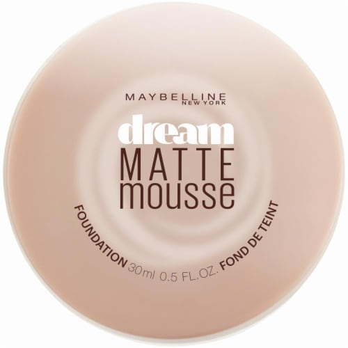 Maybelline Dream Matte Mousse 90 Honey Beige Foundation Perspective: front