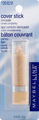 Maybelline Cover Stick Light Beige Concealer Perspective: front